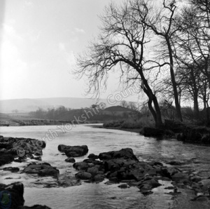 River Wharfe from Grassington Bridge